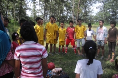 Leg og fodbold
