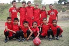 Så er det nepalsiske landshold klar