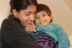Søskendekærlighed - Kristina og Simon