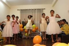 Dans ala små piger